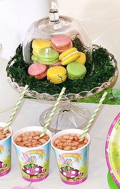 Pohoštění pro malé víly... Barware, Bar Accessories, Drinkware