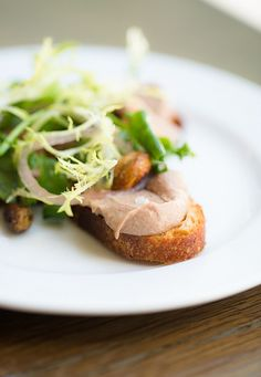Chicken Liver Mousse by French Blue © Eric Wolfinger, via Flickr