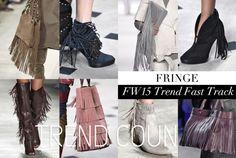 FW 2015 trend : FRINGE