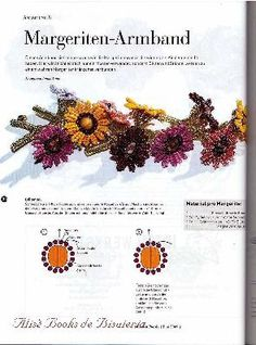 09/04/2011 - EMMA EUFEMIA Aguero - Picasa Web Albums Beaded Jewelry Patterns, Beading Patterns, Flower Patterns, Beaded Brooch, Beading Tutorials, Beaded Flowers, Bead Art, Bead Weaving, Bead Crafts