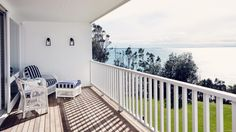 Guest can also enjoy uninterrupted sea views from both penthouses.