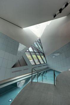 Daniel Libeskind, Bitter Bredt · Westside Shopping and Leisure Centre concepto- integración inmersion, invasión