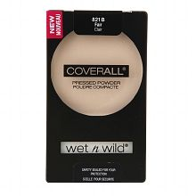 Wet n Wild CoverAll Pressed Powder. I'm loving this extremely affordable powder to set my $42 foundation. Helps keep the oilies even more at bay and never feels heavy.