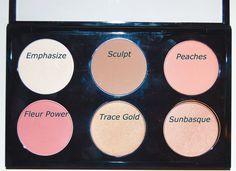 MAC Contour & Sculpt Yourself Palette - Review