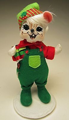 ANNALEE DOLLS Christmas Cookie Girl Mouse #Dolls | Dolls - Annalee ...