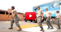 """Our Troops in Guatemala Caught Wind Of Pharrell's Smash Song, """"Happy,"""" And You'll Love What They Did Next 