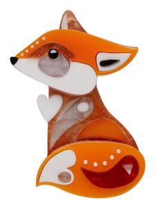 Cromer, New Day, Scooby Doo, Brooches, Fox, Collection, Brand New Day, Brooch, Foxes