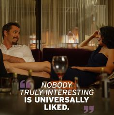 Best quote!! Favorite show, Girlfriends Guide to divorce!!