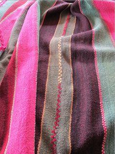 Bolivian blanket