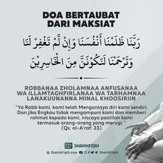 Pray Quotes, Hadith Quotes, Quran Quotes Love, Quran Quotes Inspirational, Muslim Quotes, Hijrah Islam, Doa Islam, Reminder Quotes, Self Reminder