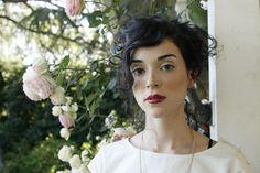 Annie Clark photographed by Beth Herzhaft