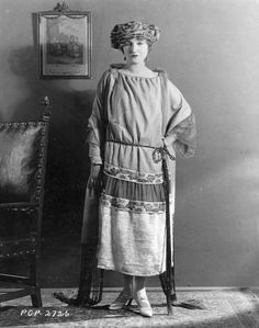 Agnes Ayres, early 1920s