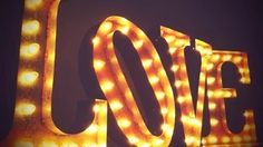 Check out video showcasing all the vintage letter lights we have available. Letter lights can transform a room, turning the ordinary into extraordinary! Check out the short video for a sneak peak or click http://www.nucasa.co.uk/letter-lights/ too see our large fairground letter lights in all their glory. #letterlights #video