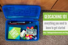 geocaching 101 everything you need to know to get started