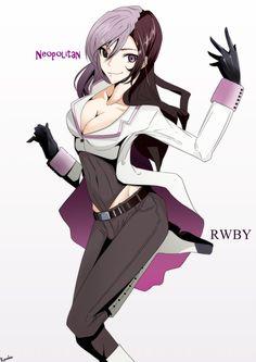 Rwby Neo + Rwby rwby neo * rwby + rwby memes + rwby funny + rwby fanart + rwby white rose + rwby co Rwby Fanart, Rwby Anime, Rwby Comic, Rwby Characters, Female Characters, Anime Art Girl, Manga Girl, Rwby Neo, Rwby White Rose