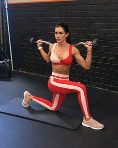 "9,682 Likes, 193 Comments - Alexia Clark (@alexia_clark) on Instagram: ""Hitting Upper Body At Every Angle! 1. Hand position switch row : 15 reps 2. Alternating barbell…"""