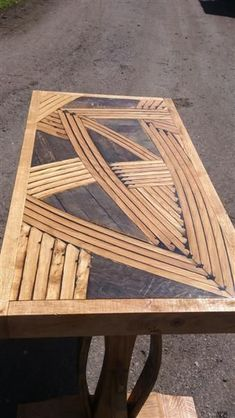Image result for diy tables from barrel staves