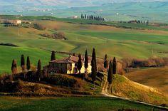 La Toscane, une parenthèse enchantée (Italie) In LOVE with <3