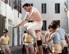 Les demoiselles de Rochefort, Gene Kelly