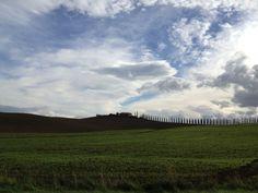 Terre di Siena: buongiorno colline