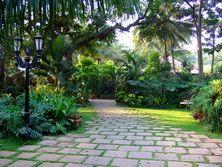 Taj West End, Bangalore, India Bangalore India, Chennai, West End, Palms, Mumbai, Sidewalk, Landscape, Bombay Cat, Side Walkway