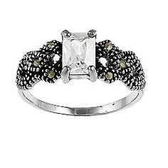 Marcasite Ring from Target