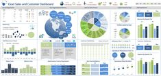 Free Excel Dashboard Examples and Template Files — Excel Dashboards VBA and Dashboard Reports, Excel Dashboard Templates, Dashboard Examples, Data Dashboard, Dashboard Design, Project Management Dashboard, Project Dashboard, Microsoft Excel, Microsoft Office