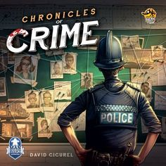 Lucky Duck Games Chronicles of Crime, Mixed Colours Pnp Games, Game Expo, Games Zombie, Game Prices, Gaming Rules, Cooperative Games, Alley Cat, Tabletop Games, News Stories