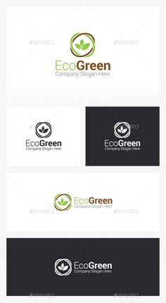 Eco Green — Vector EPS #plant #fresh • Available here → https://graphicriver.net/item/eco-green/12733424?ref=pxcr
