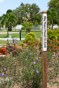 """""""May peace prevail on this earth""""  Accra, Ghana (ACC)"""