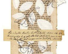 Memories -  art print from norwegian artist Annette Mangseth