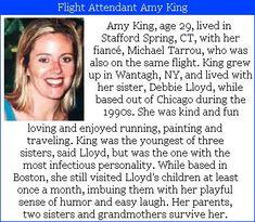 Amy King #WeRemember