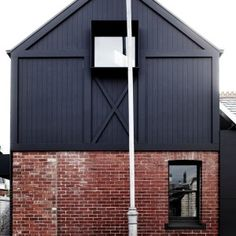 Kerferd House, Whiting Architects.