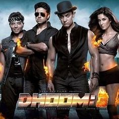 Malang Lyrics from Aamir khan's Dhoom 3, releasing on 20th December 2013