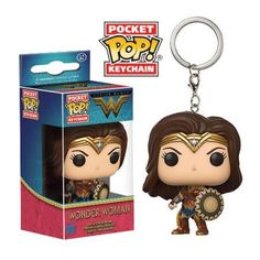 Wonder Woman POP! přívěšek 4 cm