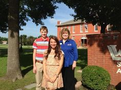 Operation First Day of School Honorary Co-Chairs: Kaiden Maines, Connor Linguist, Jackie Hill  & Melissa Ballard. pic.twitter.com/1kXSPBqL6d