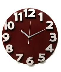 #Widest #Wall #Clock #Range at Decorvilla. http://bit.ly/1zQrCsn