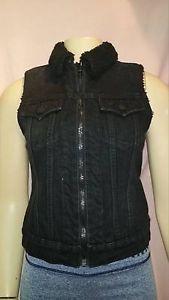 True Religion Denim Sherpa Vest XS #truereligion #denim #fashion #style #ebay #fashionmagenet