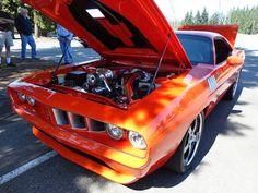 1971 Plymouth 'Cuda SRT8 Hemi | Flickr - Photo Sharing!