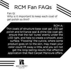 Send us your questions and you could be featured on our NEW RCM Fan FAQs section.