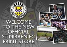 Saint Mirren Photographs, Framed Prints and Photo Gifts.