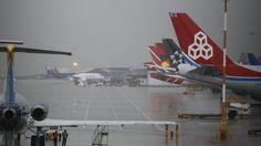 Lluvias afectan operación aérea de varios aeropuertos en Colombia - globovision.com