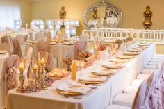 Amnesia roses, petals and candles so romantic! By Debonair Venue Styling