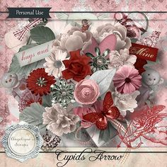 Kit: Cupids Arrow - Angelique's Scraps,  http://scrapfromfrance.fr/shop/index.php?main_page=index&cPath=88_246