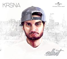 "KRSNA's debut album ""Sell Out"","