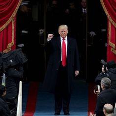 45th President Donald John Trump