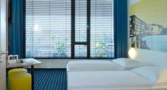 Zweibettzimmer im B&B Hotel Münster-Hafen