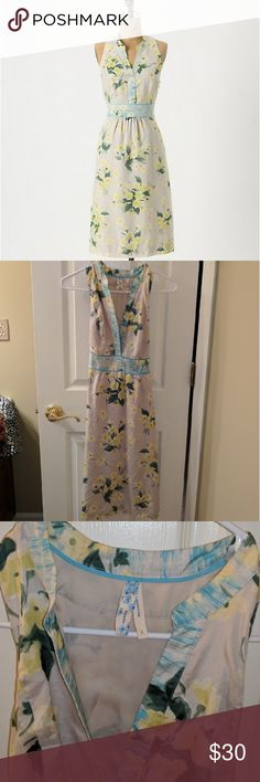 Anthropologie Maeve Dutch Yellow Dress Dress is from Anthropologie by Maeve. Perfect condition in a size 2. Anthropologie Dresses Mini