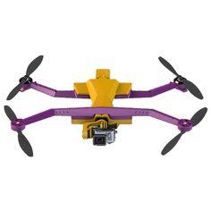 FOLLOWS YOU AUTOMATICALLY The AirDog camera drone constantly tracks where you are, and follows you no matter where you go. web3iot.COM