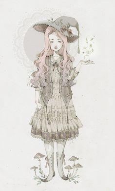 Camelia by Loputyn.deviantart.com on @DeviantArt